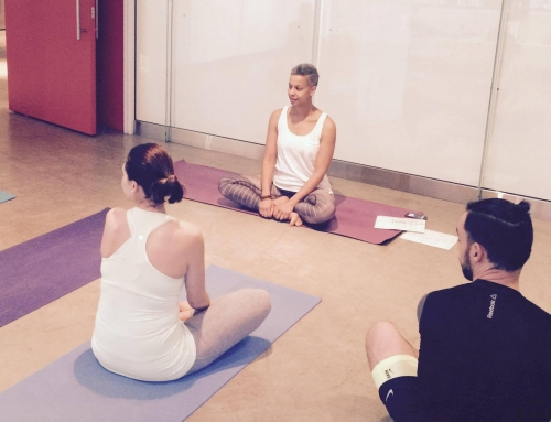 Entretien avec Stéphanie Kitembo, professeure de yoga.