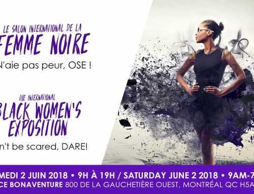 VIVRE 100 FIBROMES au salon international de la femme noire